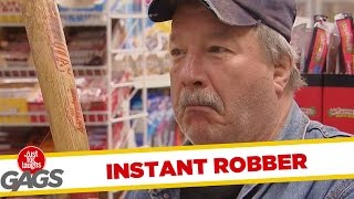 Instant Criminal Prank  Throwback Thursday