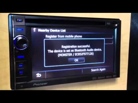 hqdefault pioneer avic x940bt how to pair iphone bluetooth avic z140bh youtube pioneer avic-x9310bt wiring diagram at panicattacktreatment.co
