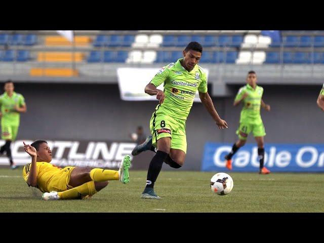 Chorrillo F.C. Vs Tauro F.C. - Torneo Clausura 2016