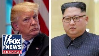 Do the media want Trump's negotiations with Kim to fail?