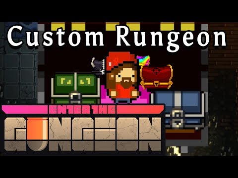 Enter the Gungeon | Let's Spawn a Chest Every Floor | Custom Rungeon