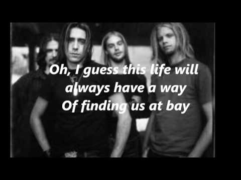 Tantric- The Past is the Past (Lyrics Video) HD