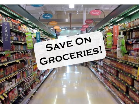 How I Save on Groceries!