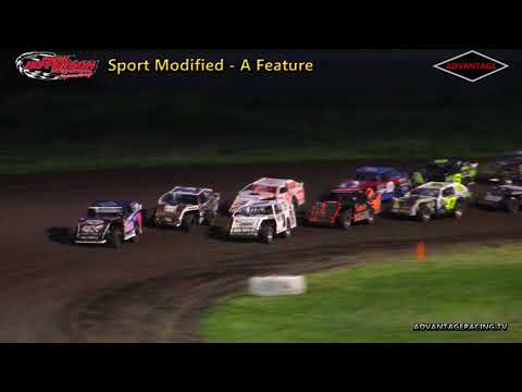 Sport Modified A Feature - Park Jefferson Speedway - 5/26/18