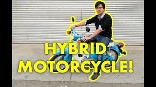 Inspired by his experience with motorcycles in southeast asia and faculty mentor, sylvan linn, san francisco state university student anucha poh maga is ...