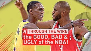 The Good, Bad, and Ugly of the NBA | Through The Wire Podcast