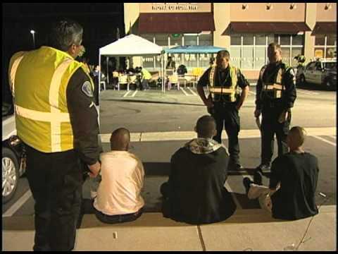 Garden Grove Police Crackdown on Drunk Drivers