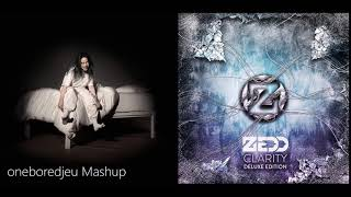 clearly gay - Billie Eilish vs. Zedd feat. Foxes (Mashup)