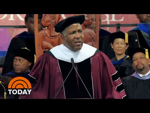 Billionaire Pledges To Pay Off All Morehouse Graduates' Student Loans | TODAY