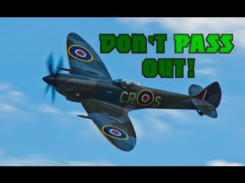 One Weird Trick to Stop Fainting (Used by WW2 Pilots) #522