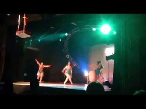 Sirens' at Mater Academy Charter High School, Spring Dance Show 2014