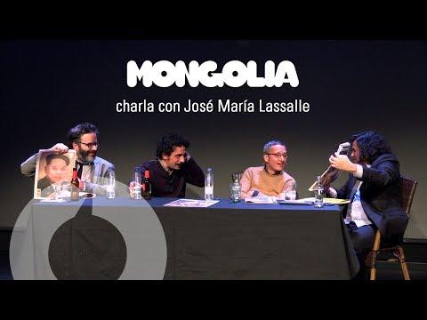 Mongolia charla con... José María Lassalle