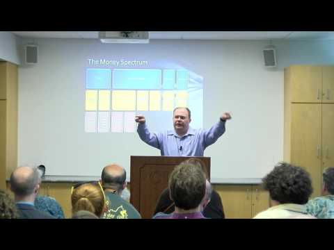 Kent Nebergall - Modern Space Economy - 19th Annual International Mars Society Convention