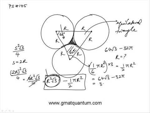 Q134 Problem Solving 2018 GMAT Quantitative Review