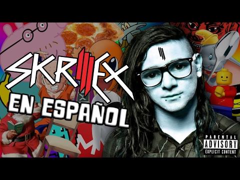 CANCIONES DE SKRILLEX QUE DICEN COSAS EN ESPAÑOL   Mago Estudios ft.Super M