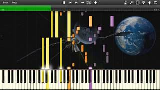 Satellite Samsung Ringtone Remix [Synthesia]