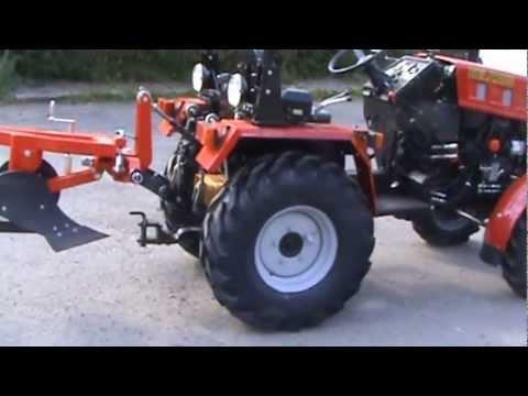 Prodag Zlín traktor
