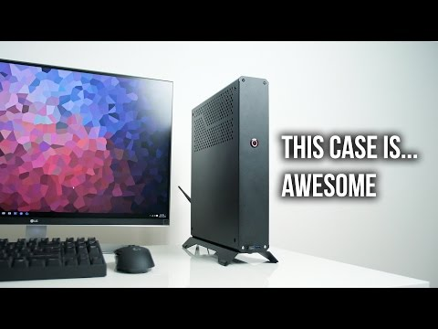 SENTRY ITX - The Perfect Console Size Case!