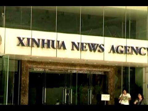L'agence Xinhua rejetée à Taiwan