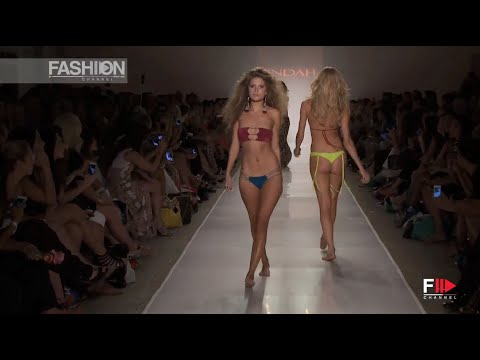 """INDAH""  Miami Fashion Week Swimwear Spring Summer 2015 HD by Fashion Channel"