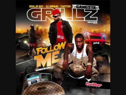 Soulja Boy -Gangsta Grillz - Bump this in my Lambo (2009)