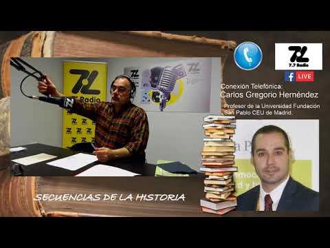Jesús Villanueva .Secuencias de la Historia, 7.7 Radio. 25.10.2017. Revolución Rusa.