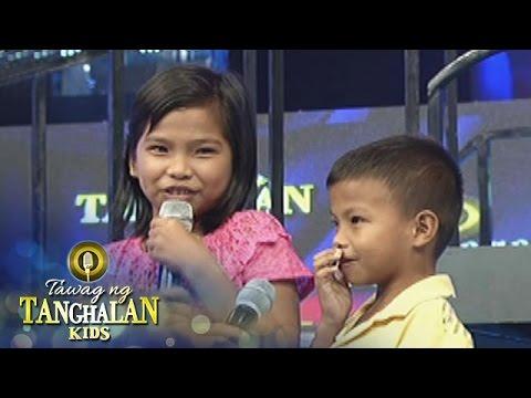Tawag ng Tanghalan Kids: Bilog and Bunak's reenactment