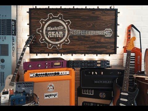 Nashville Gear Factory - The Finest Gear On Tap!