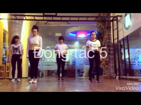 Bản sao của Hướng dẫn nhảy shuffle dance