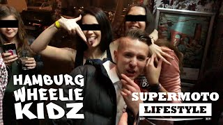 HamburgWheelieKidz - Full Send Silvesterparty 2018 | Supermoto Lifestyle