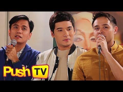 Direk Jun Lana shares story behind the title 'The Panti Sisters' | Push TV
