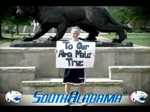 South  South Alabama Fight Song