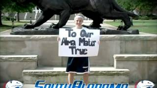 """""""South"""" - South Alabama Fight Song"""