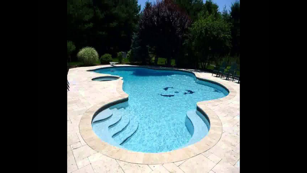 Free swimming pool design software youtube for Pool design free software