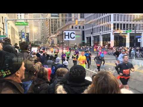 Detroit International Marathon Tribute