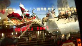 Macy's Christmas Window Display 2010