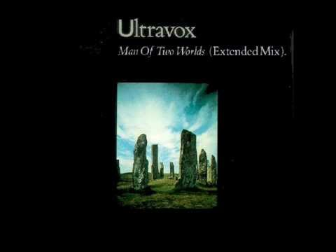Ultravox A man of Two Worlds (Extended mix).