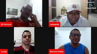 25/01/2020 - PÓS-JOGO EM CLIMA DE TORCEDOR PARA TORCEDOR | ProgramaRN #6