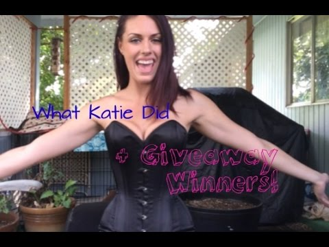5484cbc2c80 Extreme Laurie D+ from What Katie Did and Giveaway winners announced ...