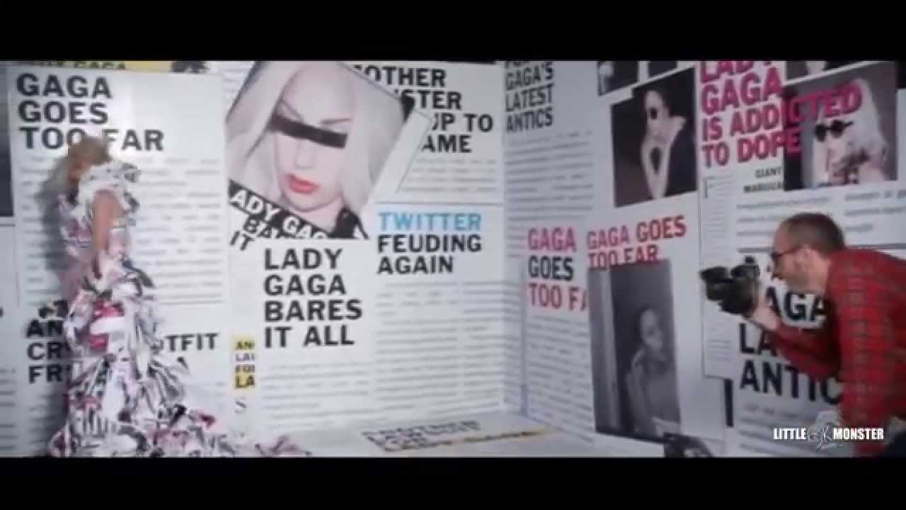 Lady Gaga Do What U Want (Feat. R.Kelly) Official Video ...Do What You Want Lady Gaga Single Cover