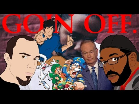 "GOIN' OFF #105: Cereal and Cartoons (""DAMN."" Kendrick Lamar)"