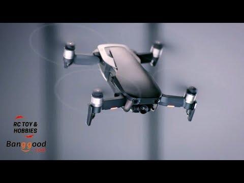 DJI Mavic Air, introduction video of this amazing new DJI drone !