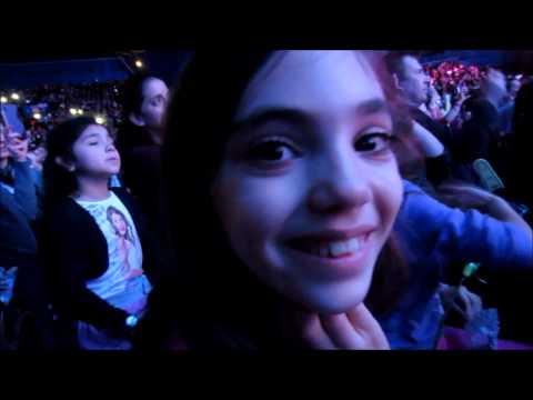 [ Vlog] Concert Violetta Live Zenith de Paris 20/02/2015