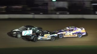 McKean County Raceway Fall Classic Mini Stock Feature