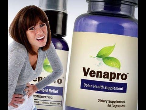 Venapro Watch My Venapro Review Best Hemorrhoid Treatment