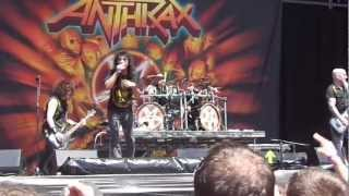 Anthrax: TNT (AC/DC Cover)