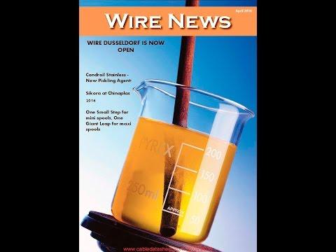 Wire News April 2016