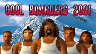 Cool Boarders 2001 -Part 1- Still better than Sonic 06