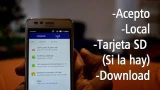 Eliminar cuenta Google Huawei Y3 II (Huawei ECO) Último método 2017