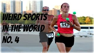 Weird Sports Around The World Compilation No 4 ● Unusual Sports ● Strange Funny Sports